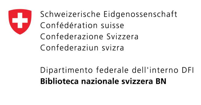 Biblioteca nazionale svizzera BN