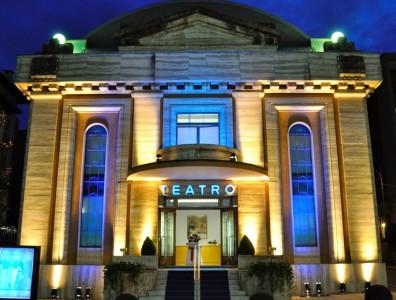 Cinema teatro facciata@Davide Onesti