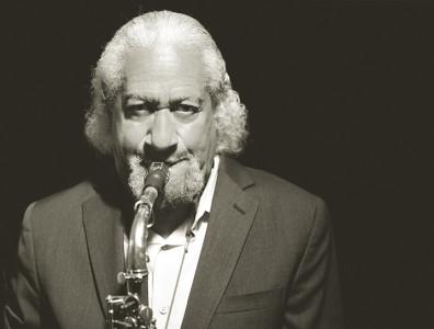 Jazz saxophonist Gary Bartz